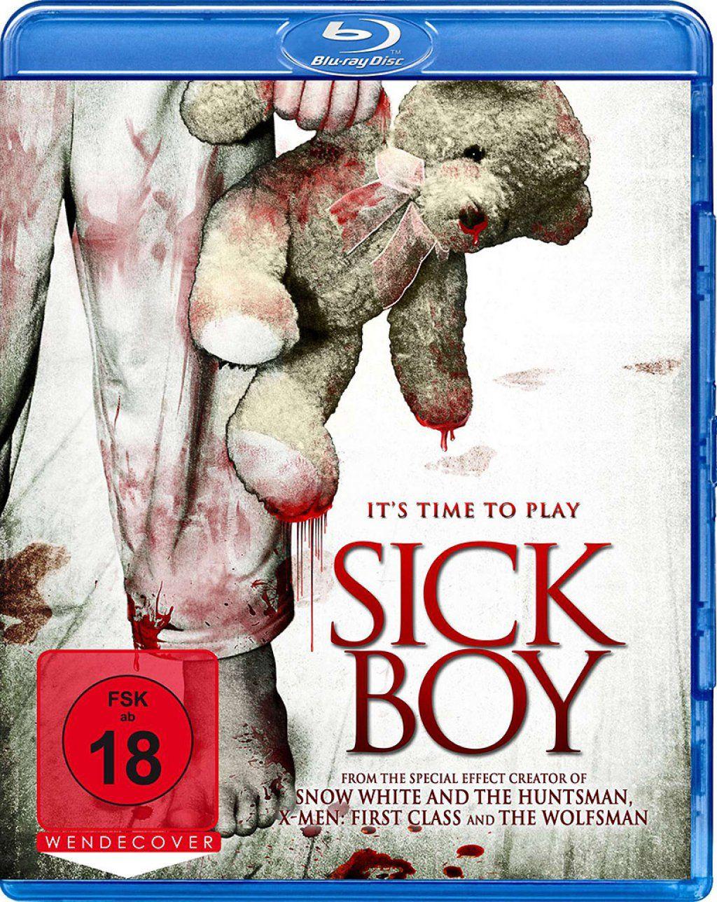 Sick Boy (BLURAY)
