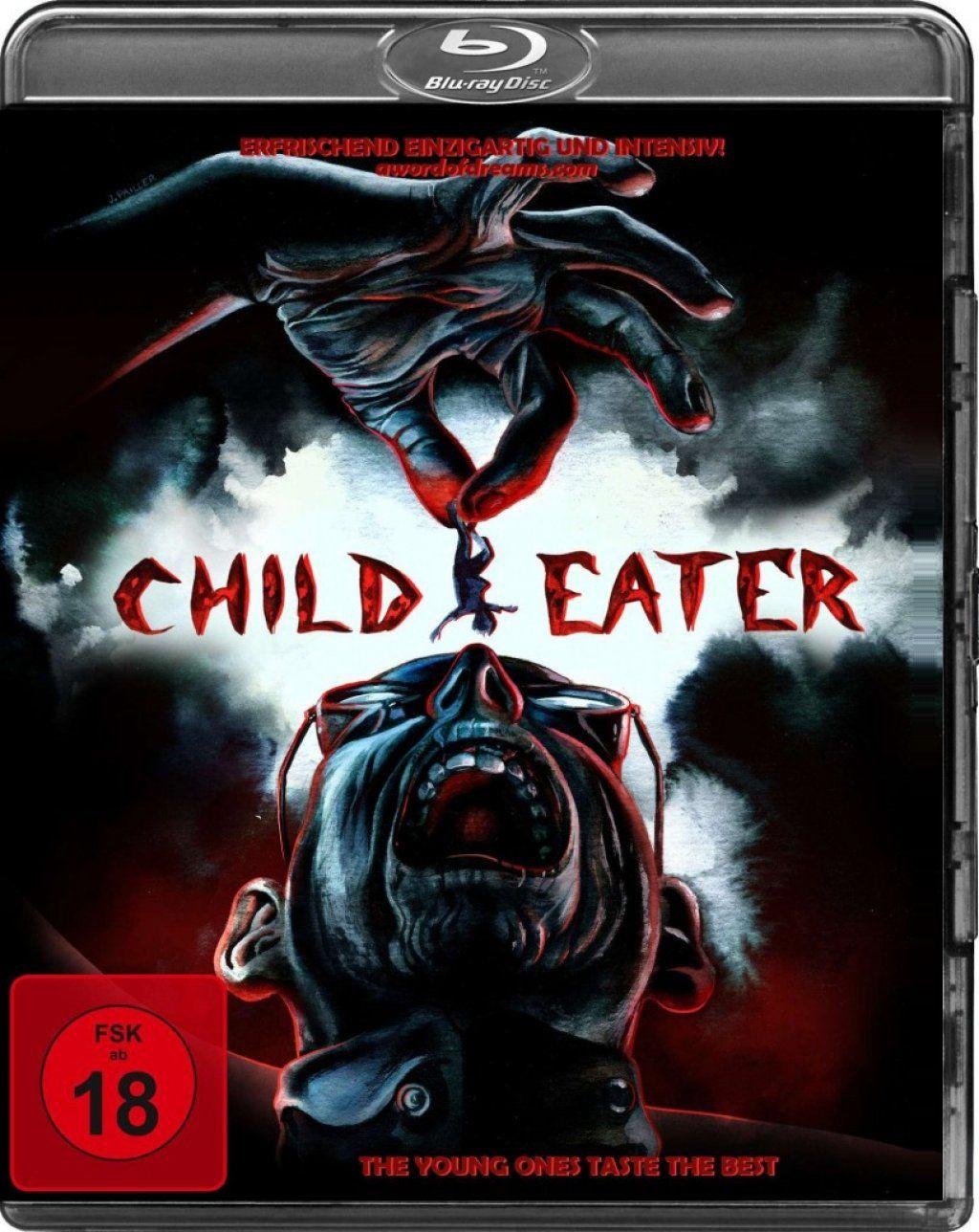Child Eater (BLURAY)