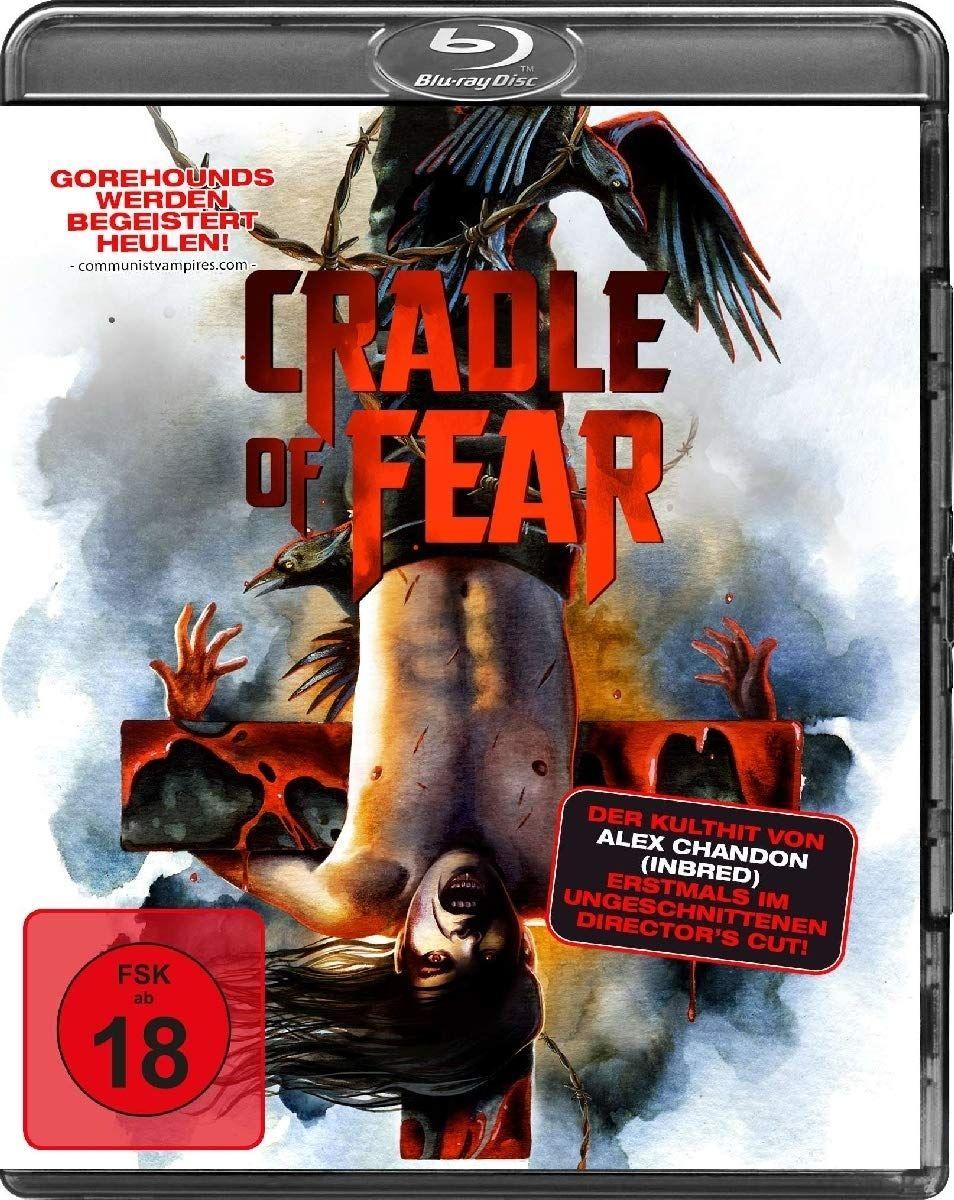 Cradle of Fear (Director's Cut) (BLURAY)