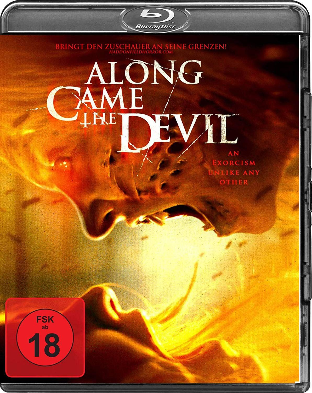 Along Came The Devil (BLURAY)