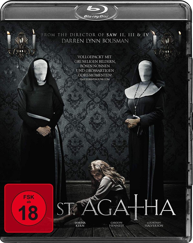 St. Agatha (BLURAY)