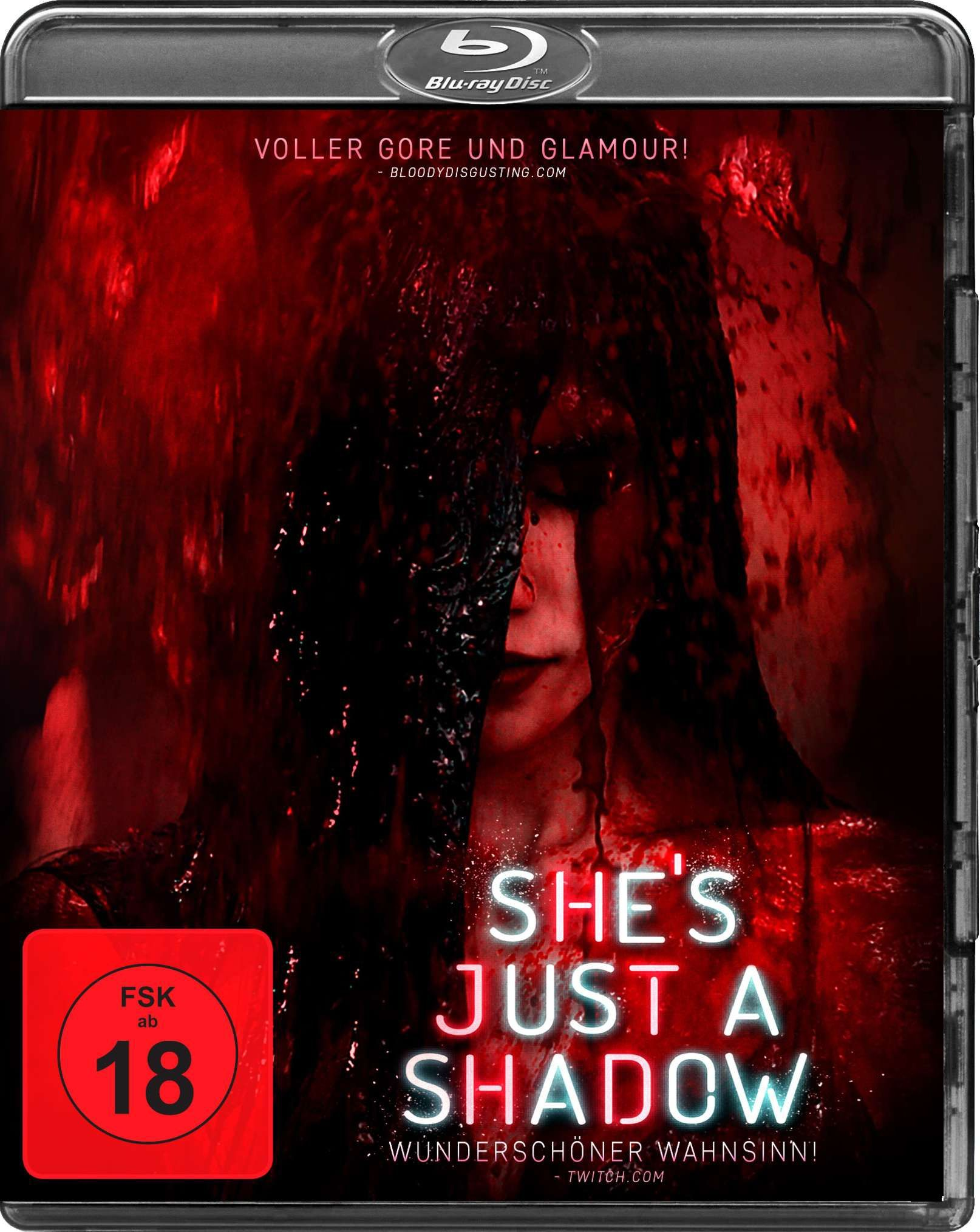 She's Just a Shadow (BLURAY)