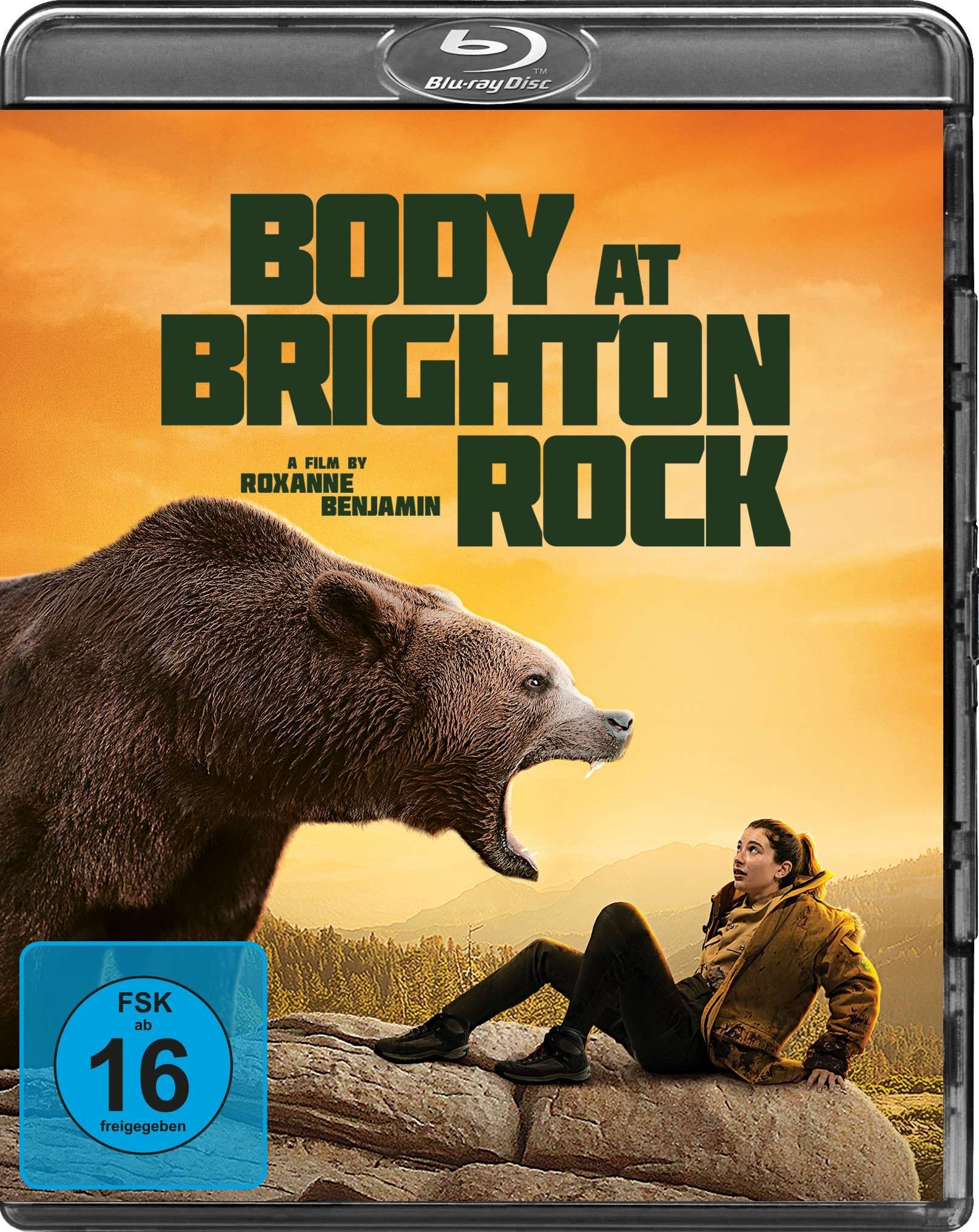 Body at Brighton Rock (BLURAY)