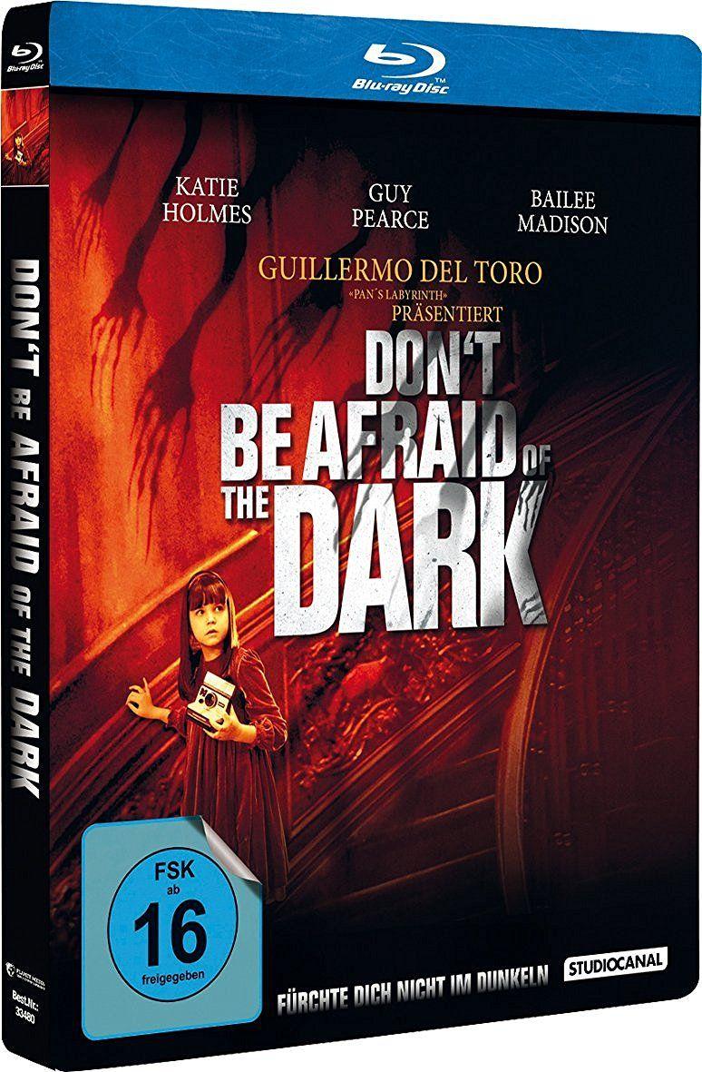 Don't Be Afraid of the Dark (Lim. Steelbook) (BLURAY)