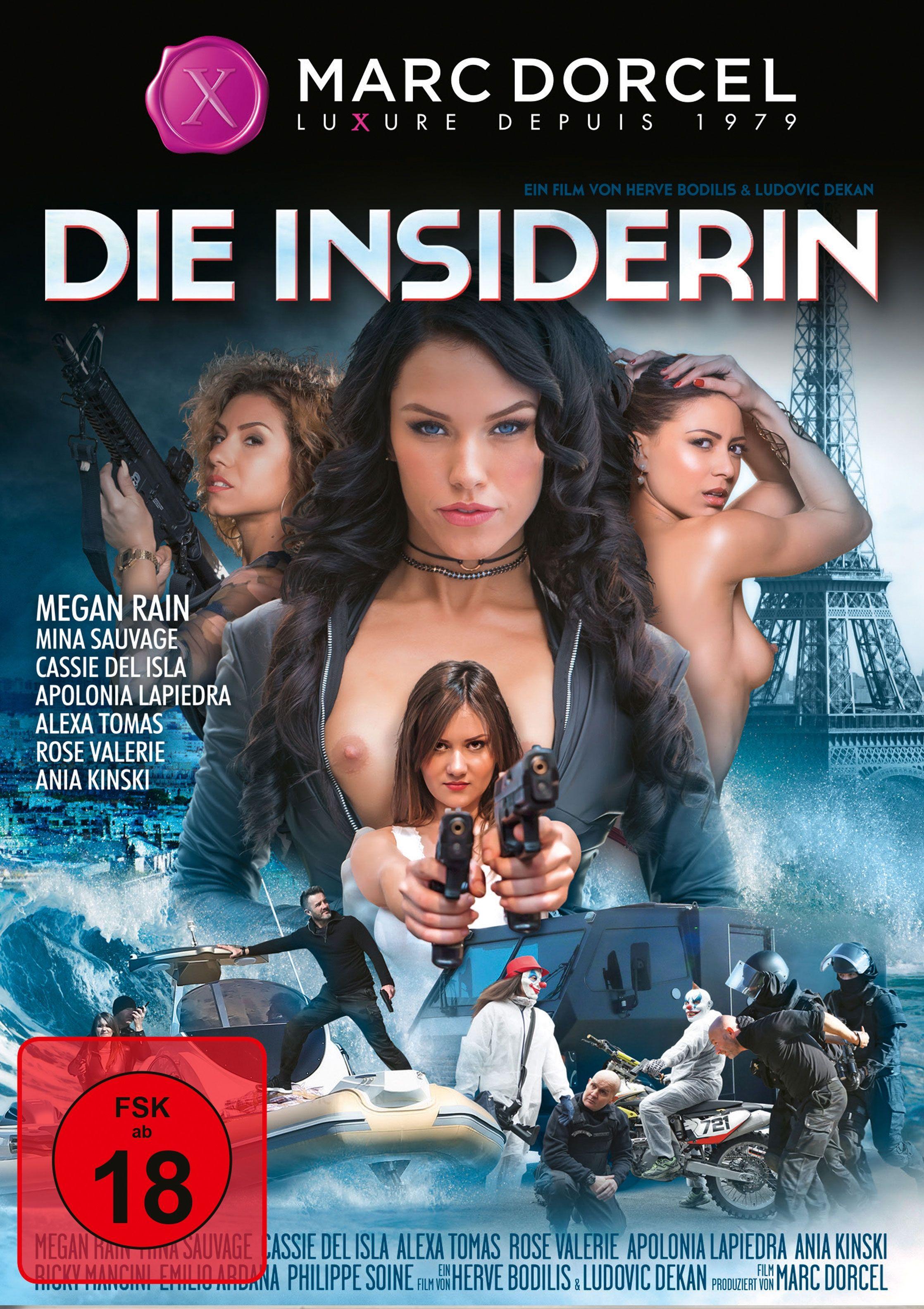 Insiderin, Die