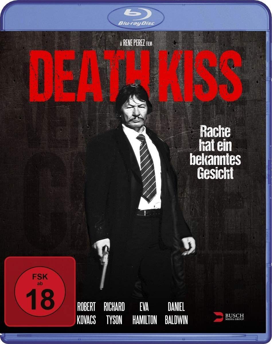 Death Kiss (BLURAY)