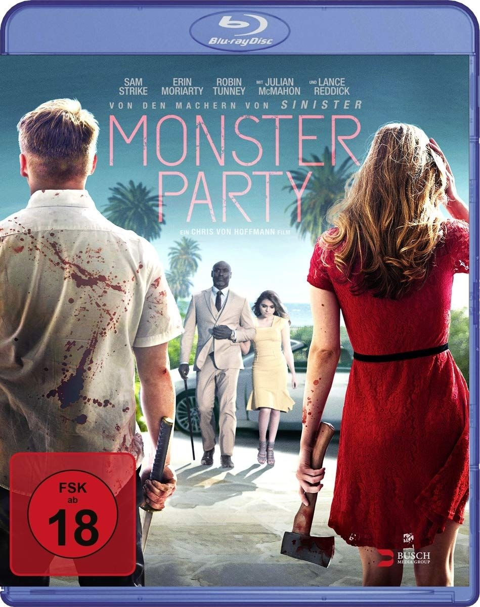 Monster Party (BLURAY)