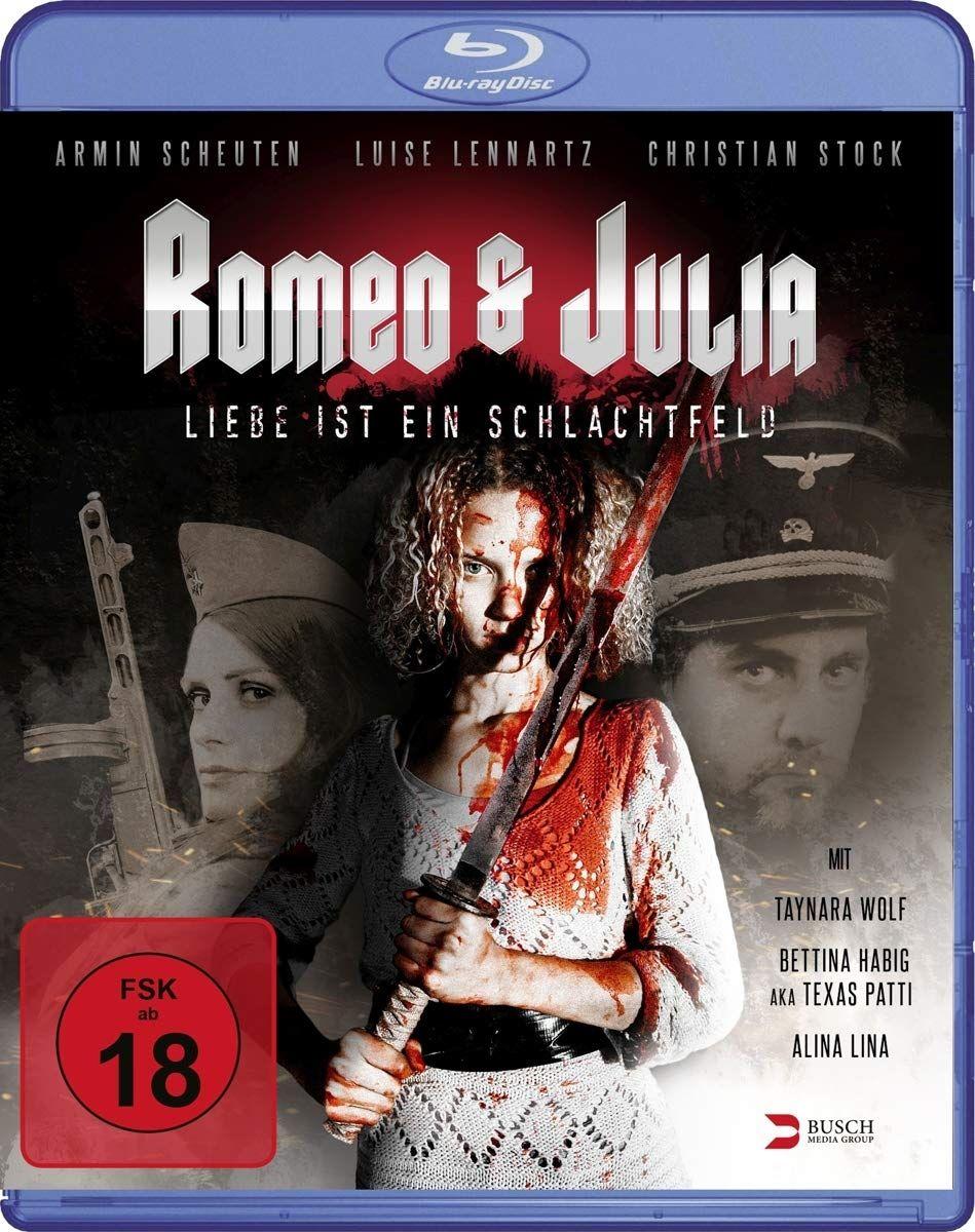 Julia & Romeo – Die Liebe ist ein Schlachtfeld (BLURAY)