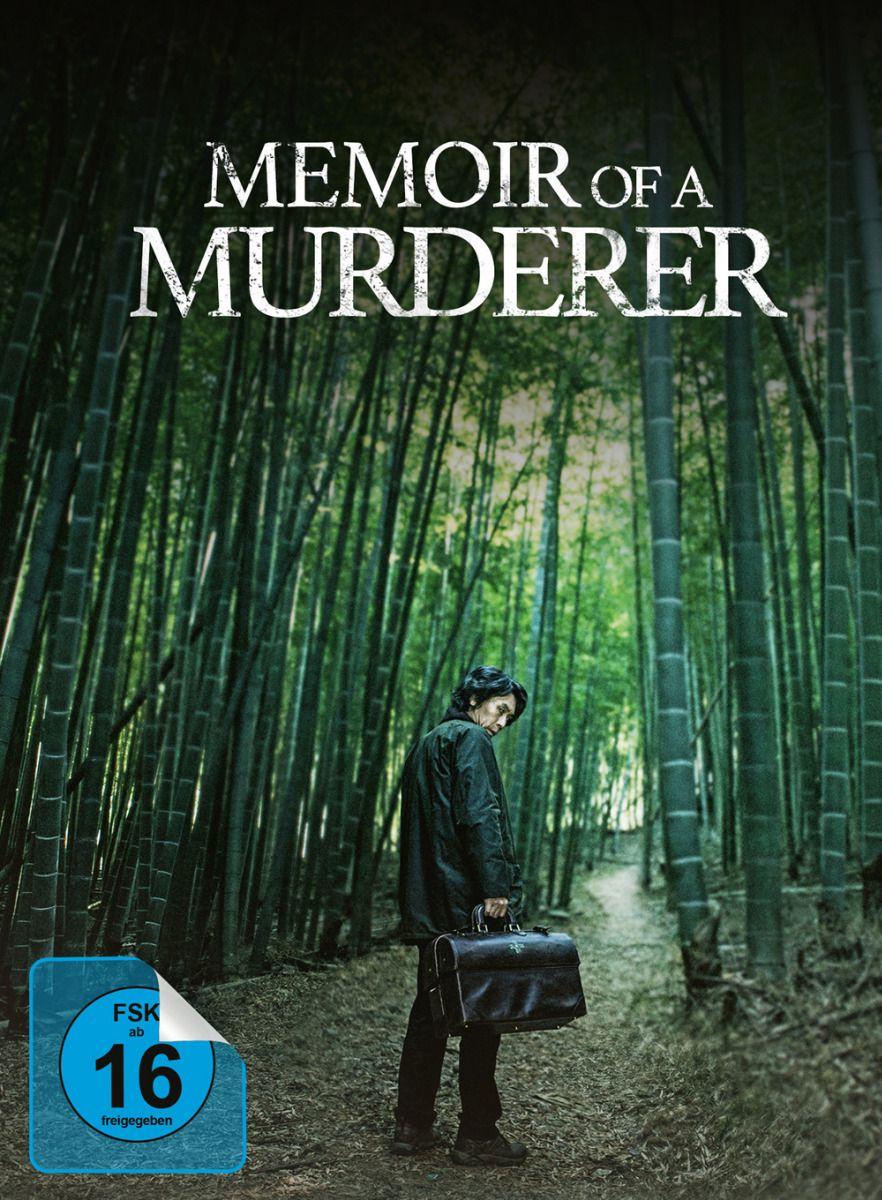 Memoir of a Murderer (Lim. Director's Cut Mediabook) (2 Discs) (BLURAY)