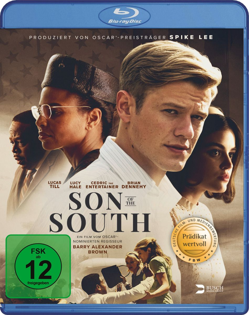 Son of the South (BLURAY)