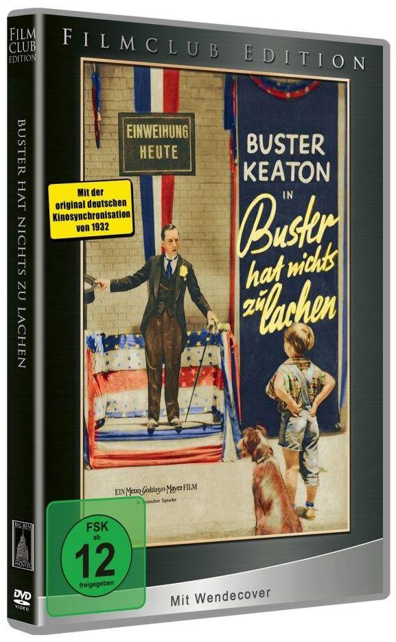 Buster hat nichts zu lachen