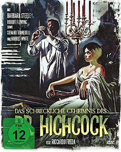Schreckliche Geheimnis des Dr. Hichcock, Das (Lim. Edition) (3 Discs) (DVD + BLURAY)
