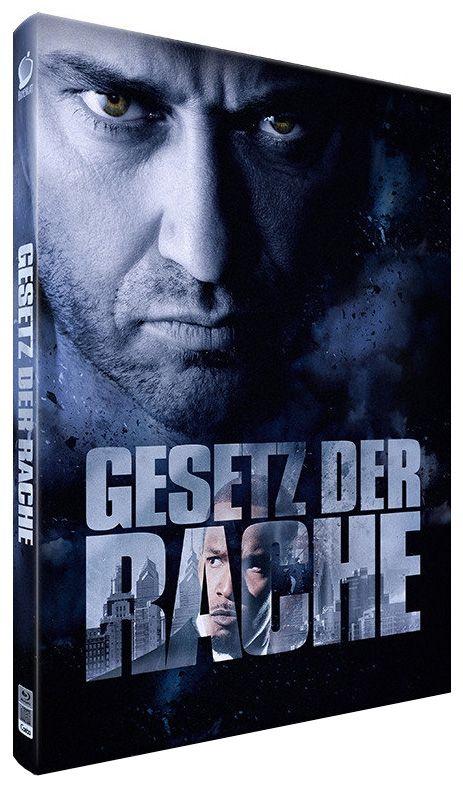 ** B-WARE ** Gesetz der Rache (Lim. Uncut Mediabook - Cover C) (4 Discs) (BLURAY) ** B-WARE **