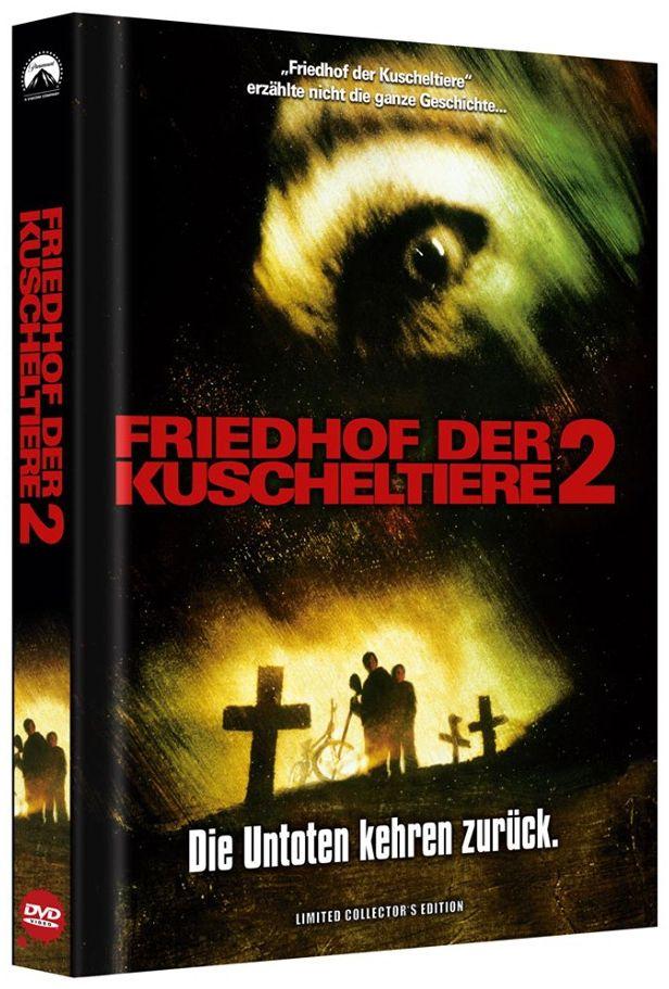 Friedhof der Kuscheltiere 2 (Lim. Uncut Mediabook - Cover A)