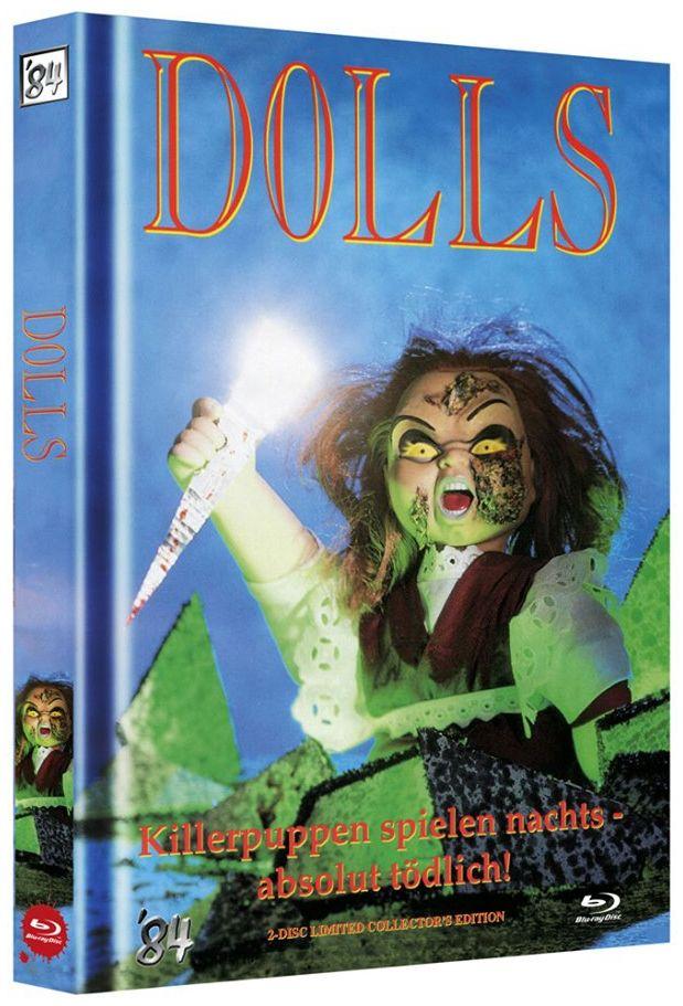 Dolls (Lim. Uncut Mediabook - Cover B) (DVD + BLURAY)