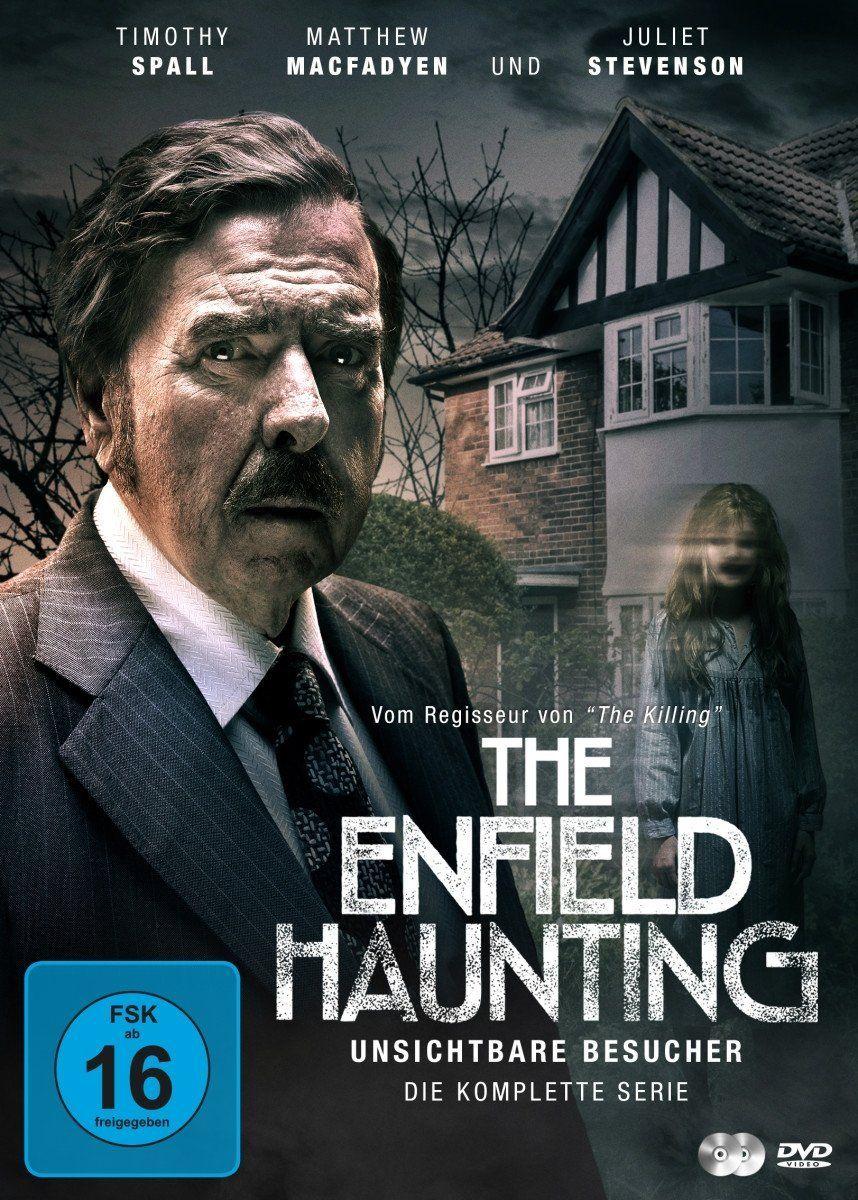 Enfield Haunting, The - Unsichtbare Besucher - Die Komplette Serie (2 Discs)