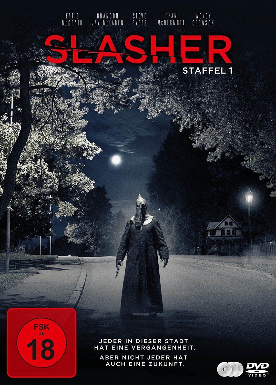 Slasher - Staffel 1 (3 Discs)