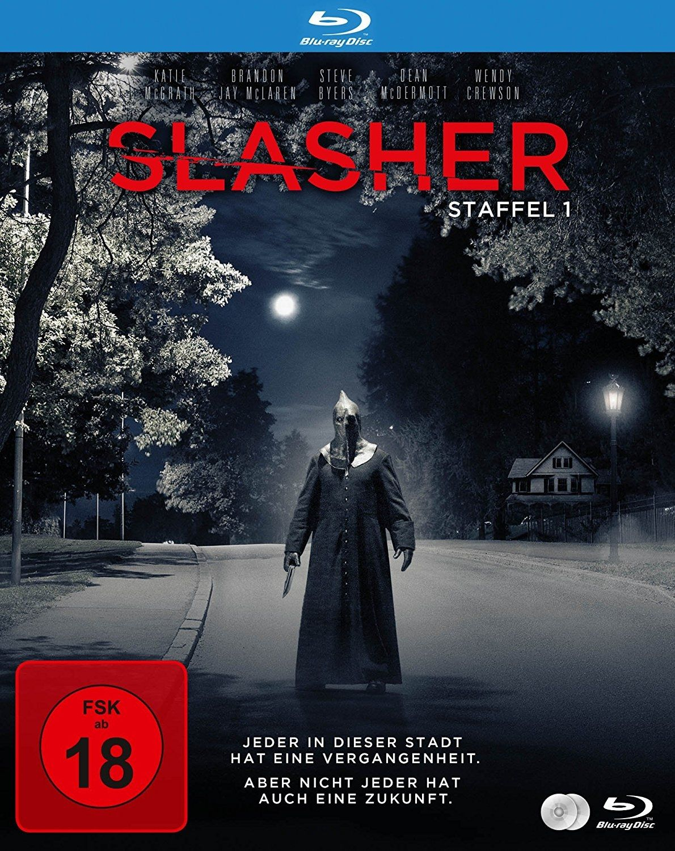 Slasher - Staffel 1 (2 Discs) (BLURAY)