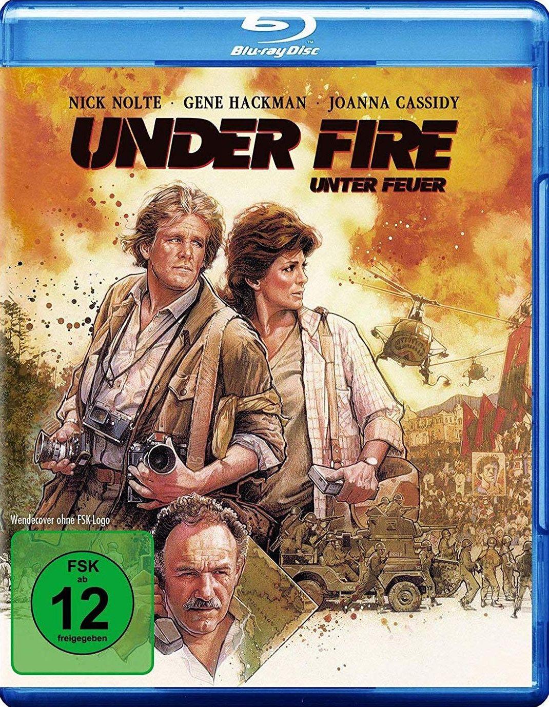 Under Fire - Unter Feuer (BLURAY)