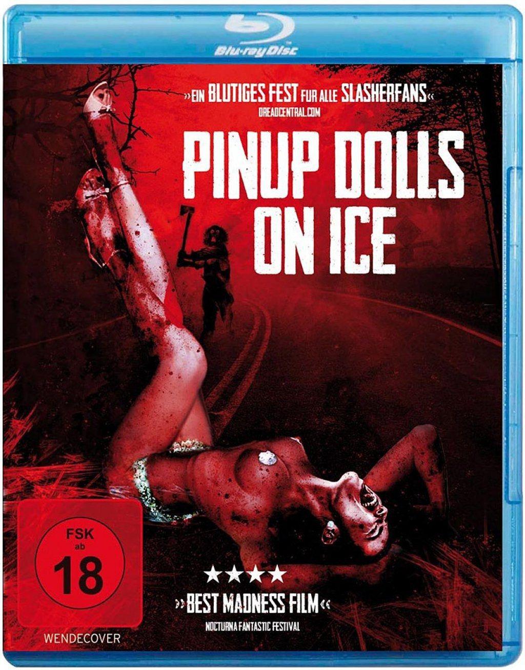 Pinup Dolls on Ice (BLURAY)