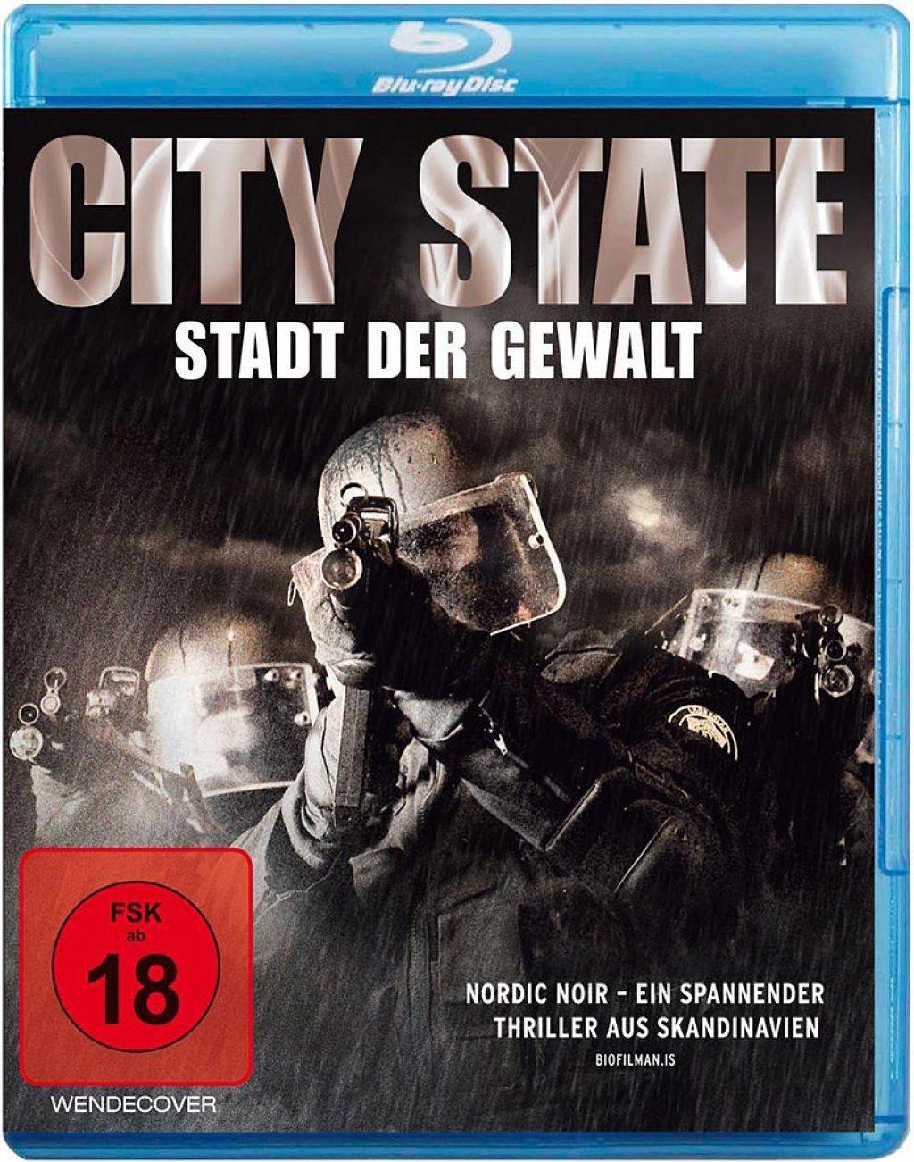 City State - Stadt der Gewalt (BLURAY)