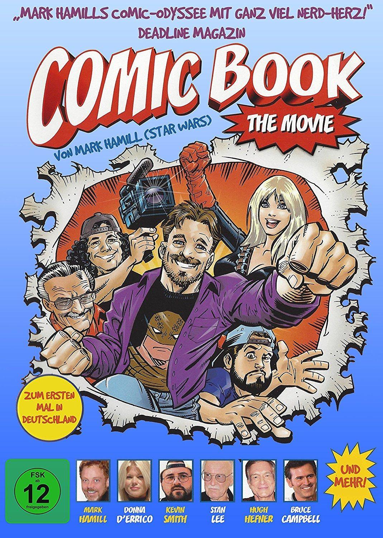 Comic Book - The Movie