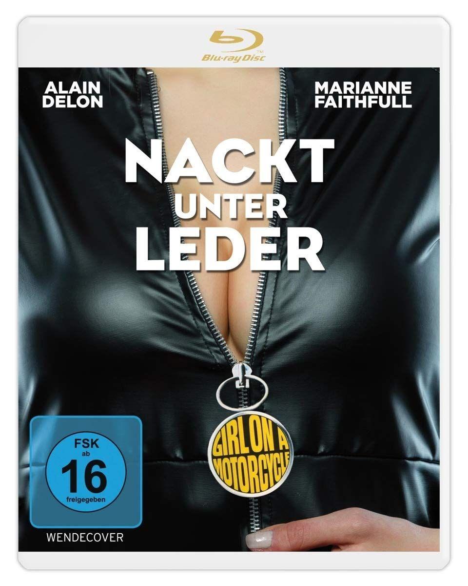 Nackt unter Leder (BLURAY)