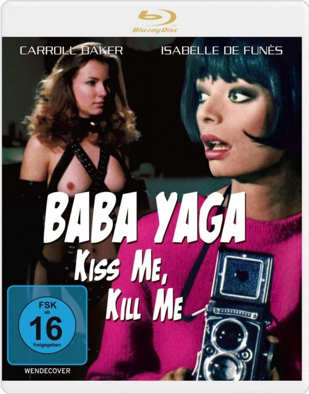 Baba Yaga - Kiss Me, Kill Me (Uncut) (BLURAY)