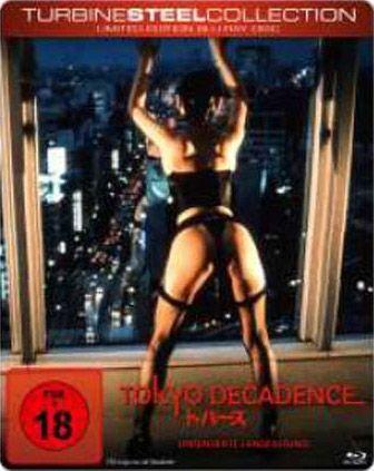 Tokyo Decadence (Langfassung) (Lim. Uncut FuturePak) (BLURAY)