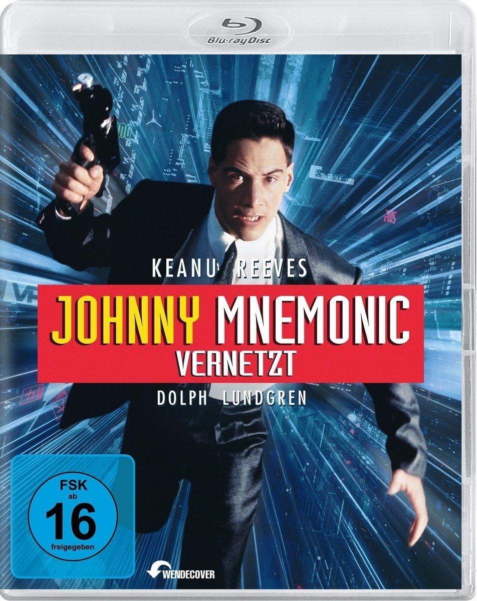 Vernetzt - Johnny Mnemonic (BLURAY)