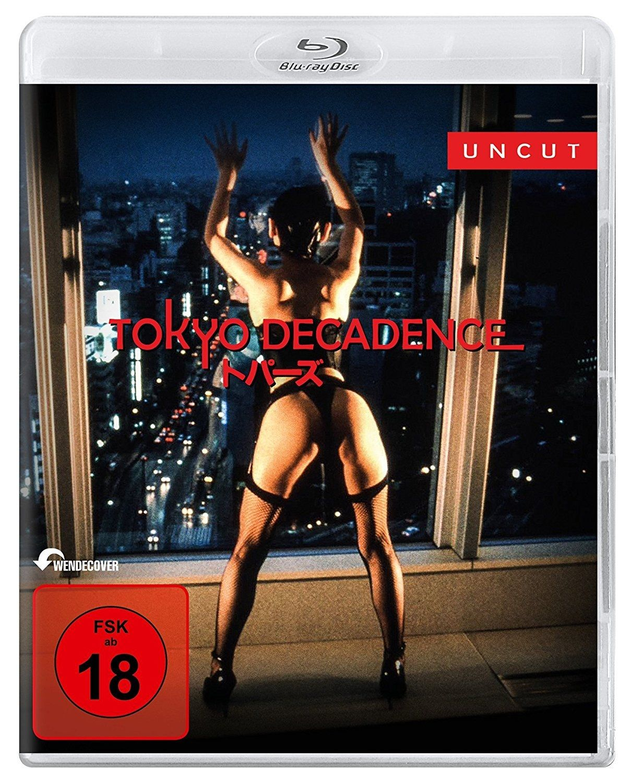 Tokyo Decadence (Langfassung) (BLURAY)