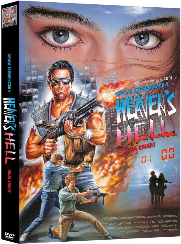 Heaven's Hell (Lim. Uncut Mediabook - Cover A) (2 Discs)