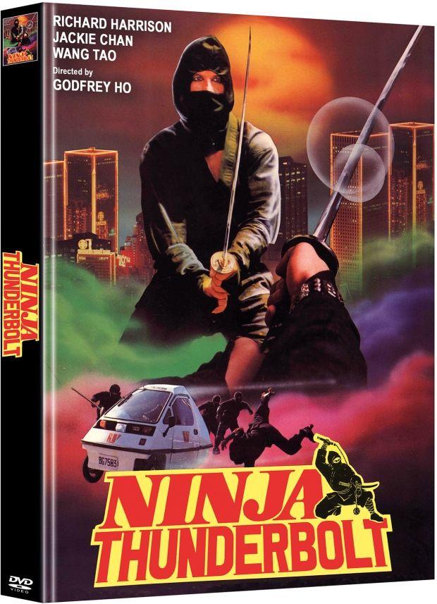 Ninja, Der - Ninja Thunderbolt (Lim. Uncut Mediabook - Cover B) (2 Discs)