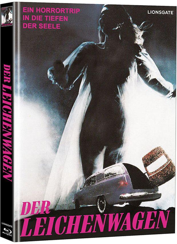 Leichenwagen, Der (Lim. Uncut Mediabook) (2 Discs) (BLURAY)