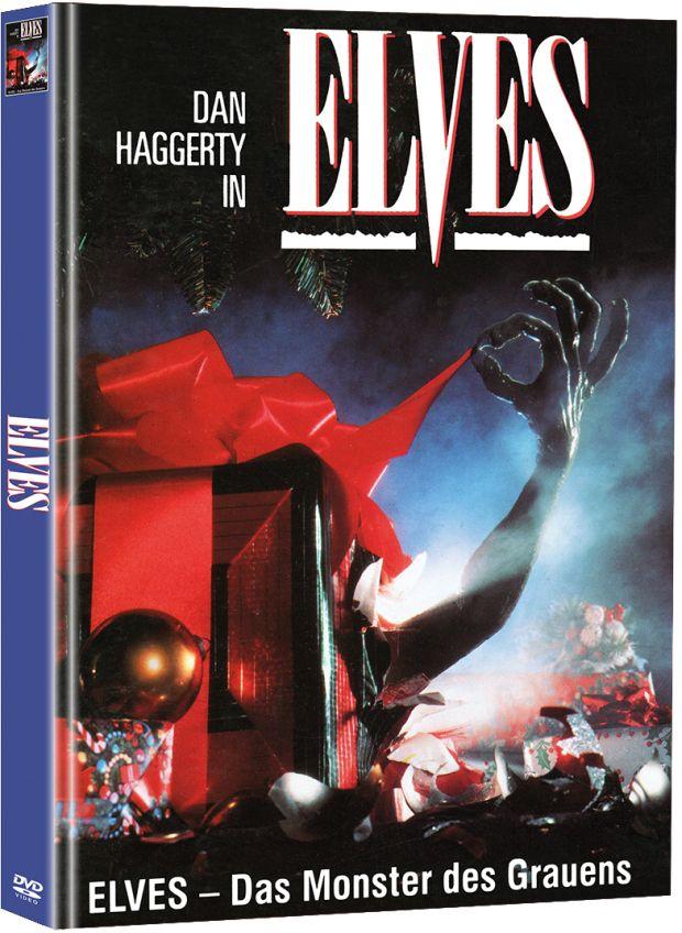 Elves - Monster des Grauens (Lim. Uncut Mediabook) (2 Discs)