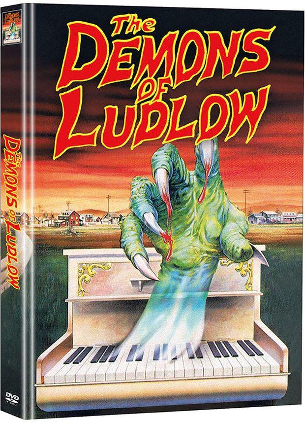 Demons of Ludlow, The (Lim. Uncut Mediabook - Cover B) (2 Discs)