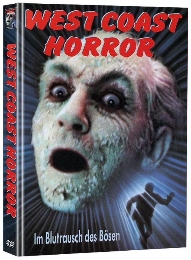 West Coast Horror (Lim. Uncut Mediabook) (2 Discs)