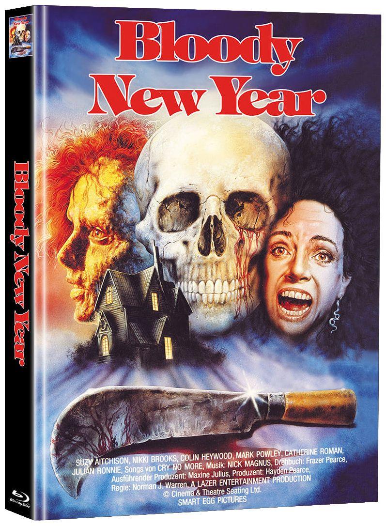 Bloody New Year (Lim. Uncut Mediabook) (2 Discs) (BLURAY)