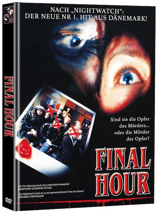 Final Hour (Lim. Uncut Mediabook) (2 Discs)