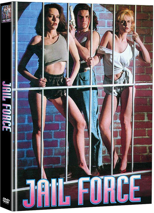 Jail Force (Lim. Uncut Mediabook - Cover A) (2 Discs)