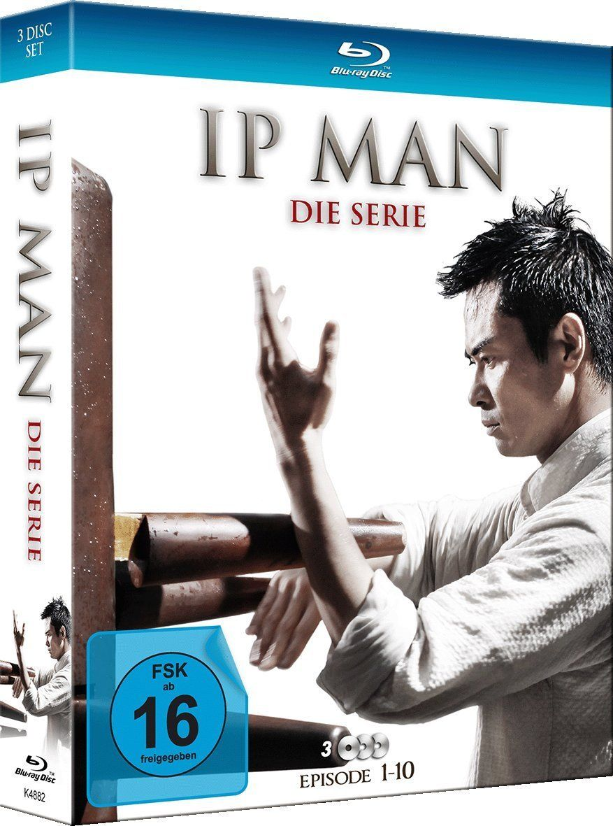 IP Man - Die Serie - Staffel 1 (3 Discs) (BLURAY)