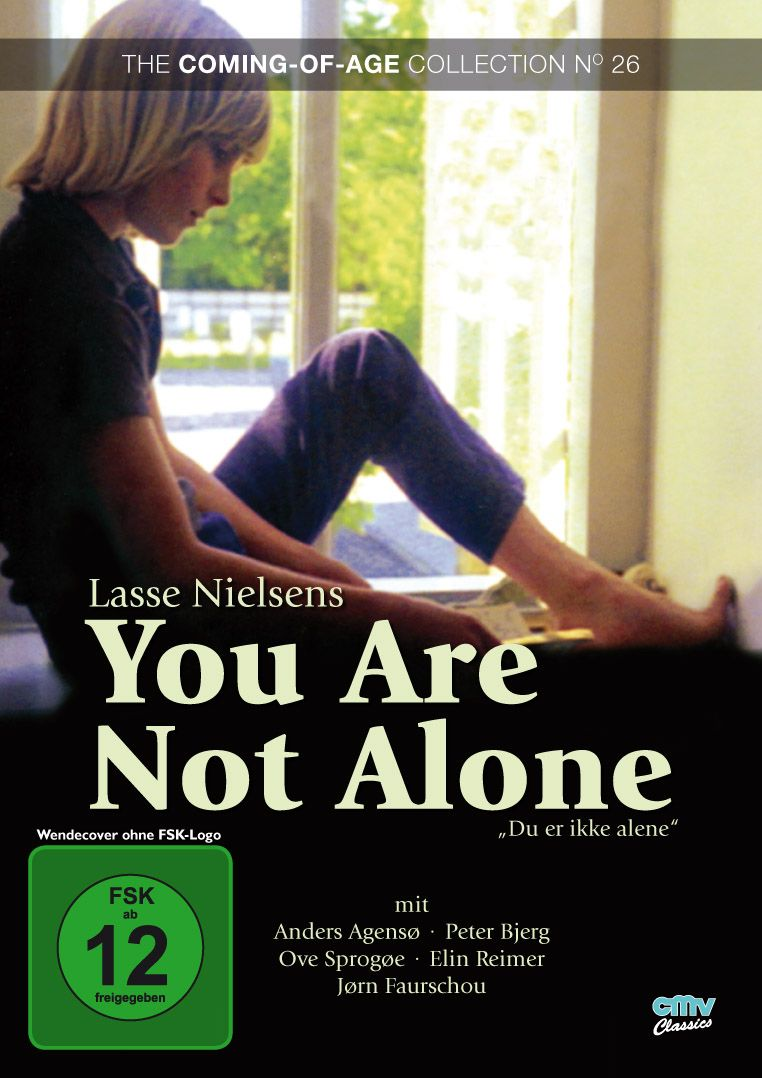 You Are Not Alone (The Coming-of-Age Collection #26)