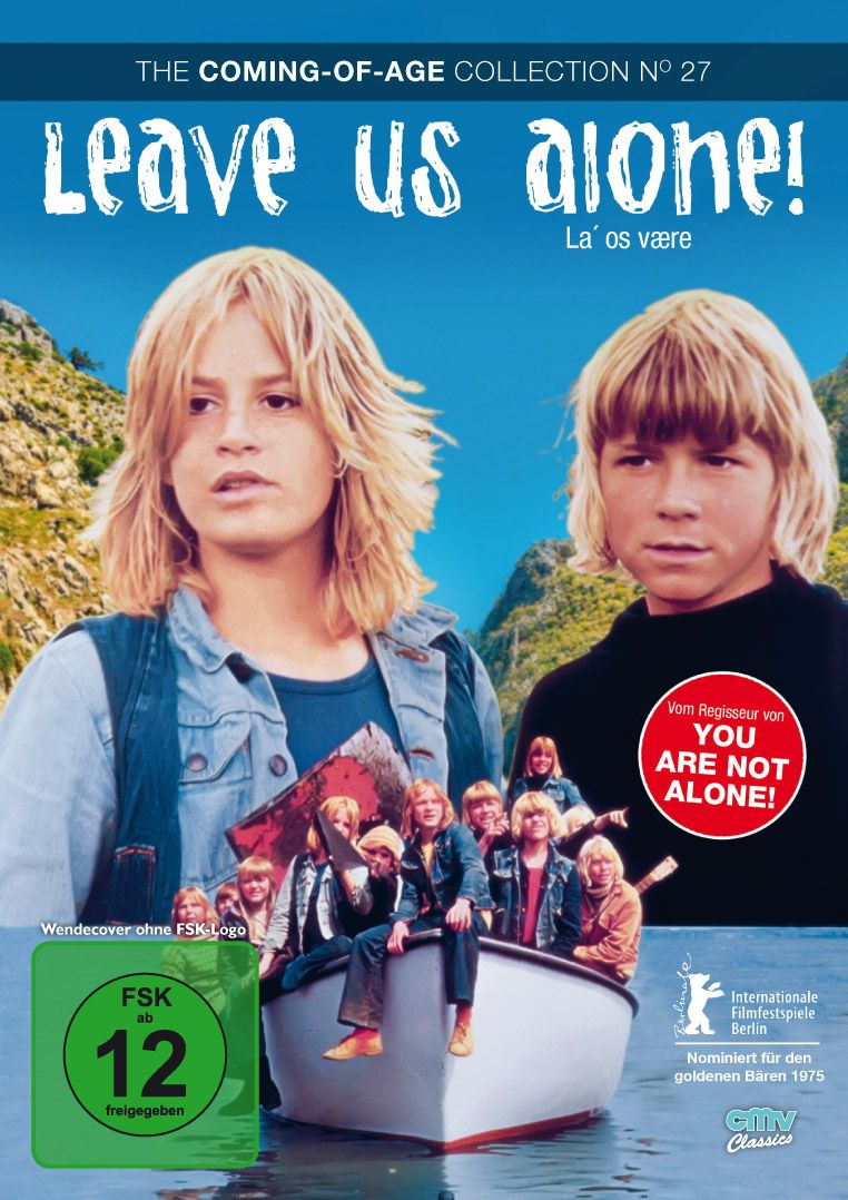 Leave us Alone (OmU) (The Coming-of-Age Collection #27)