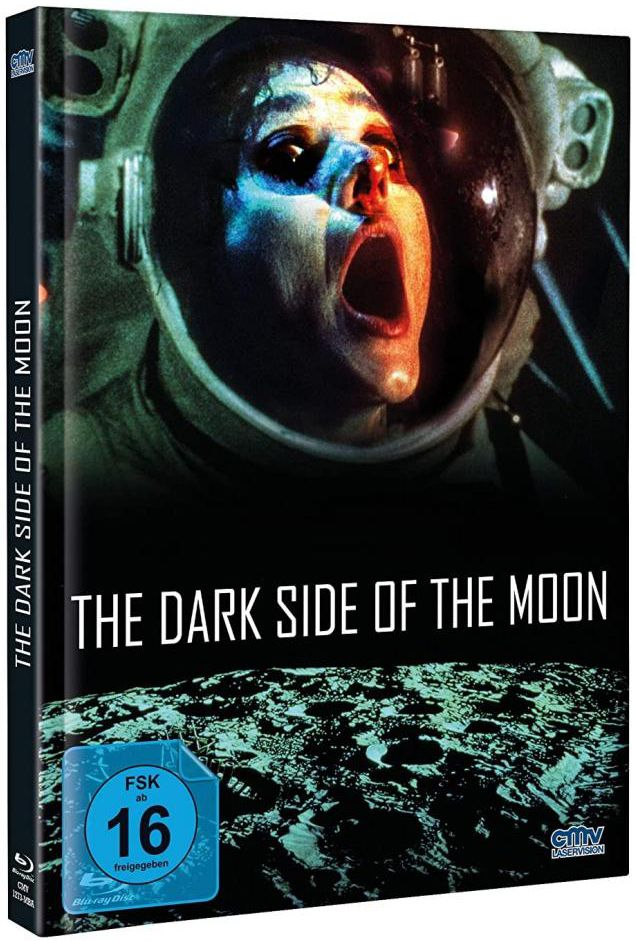 Dark Side of the Moon, The (Lim. Uncut Mediabook) (DVD + BLURAY)