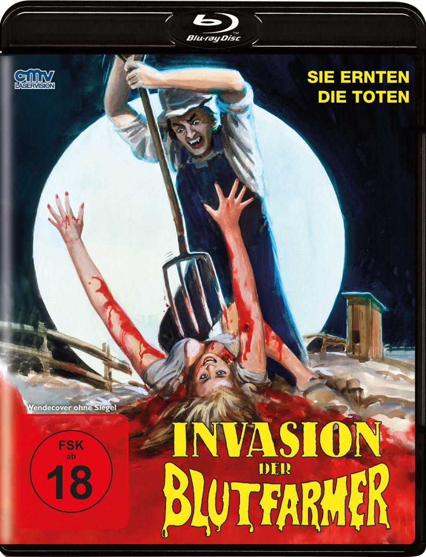 Invasion der Blutfarmer (Uncut) (BLURAY)