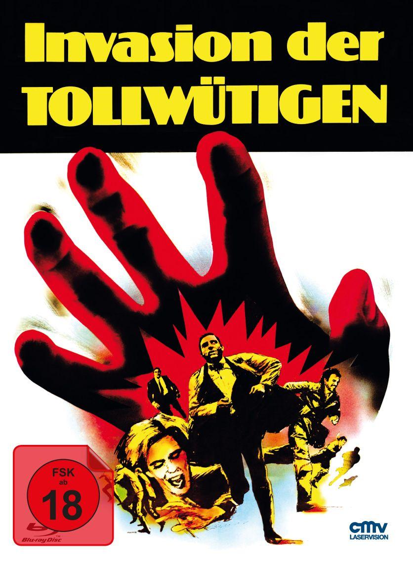 Invasion der Blutfarmer (Lim. Uncut Mediabook - Cover B) (Neuauflage) (DVD + BLURAY)