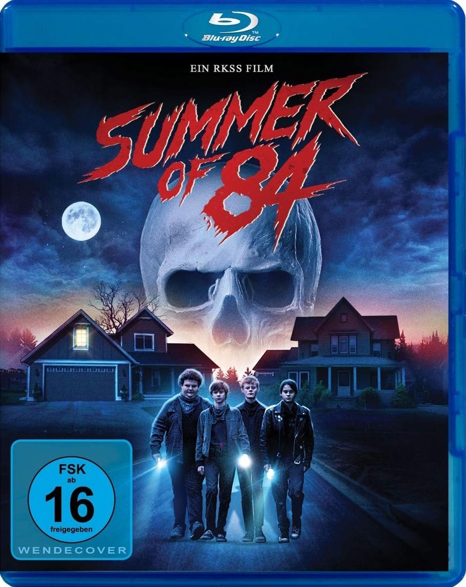 Summer of 84 (BLURAY)
