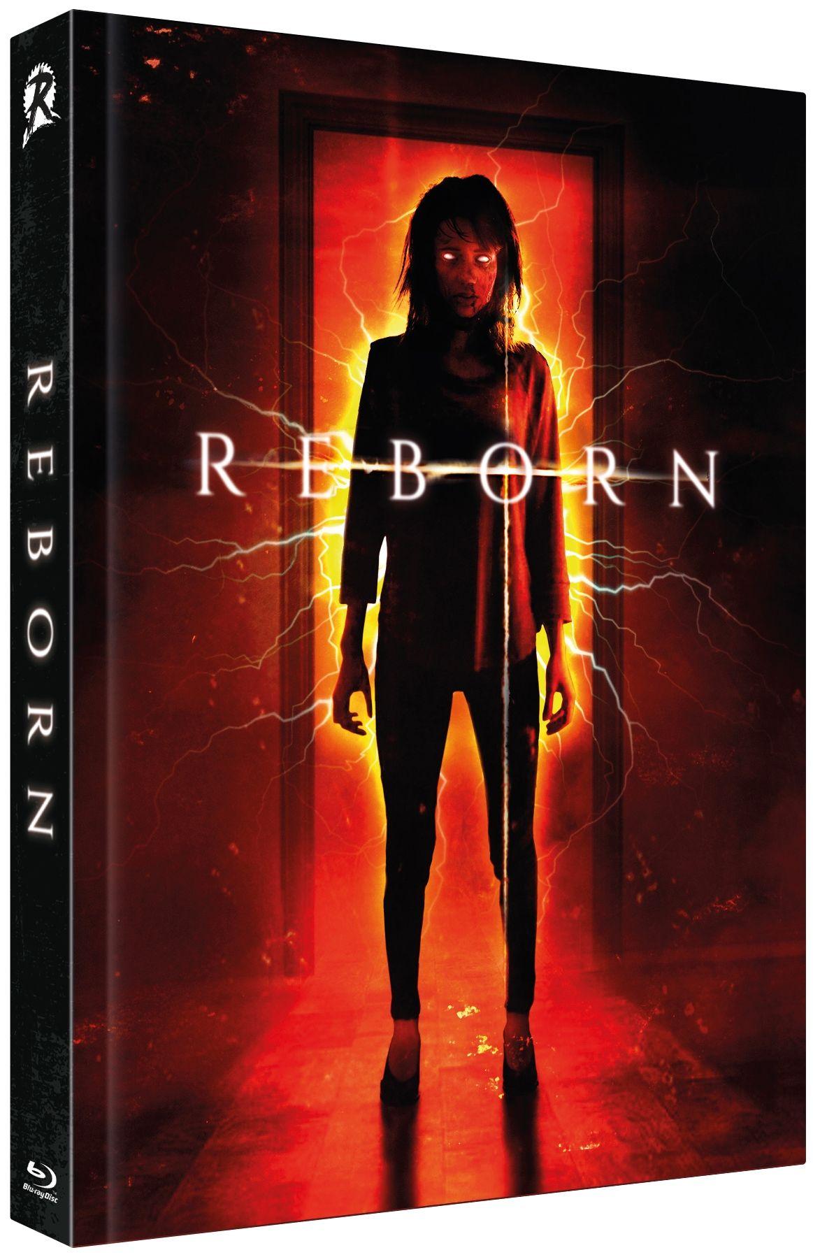 Reborn (Lim. Uncut Mediabook - Cover A) (DVD + BLURAY)