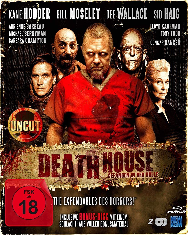 Death House (2018) (Uncut) (2 Discs) (BLURAY)