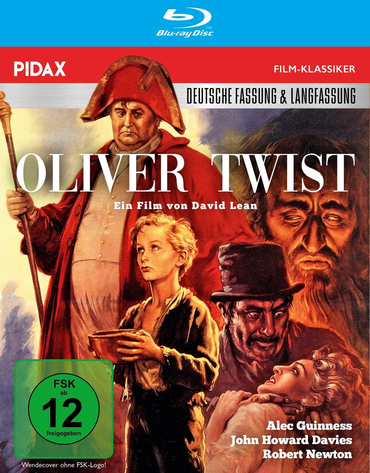 Oliver Twist (1948) (BLURAY)